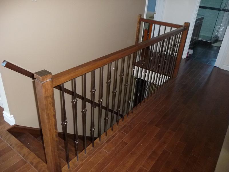 Constructions beauvais entrepreneur g n ral bois for Decoration descente escalier sous sol